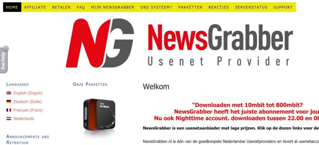 newsgrabber review