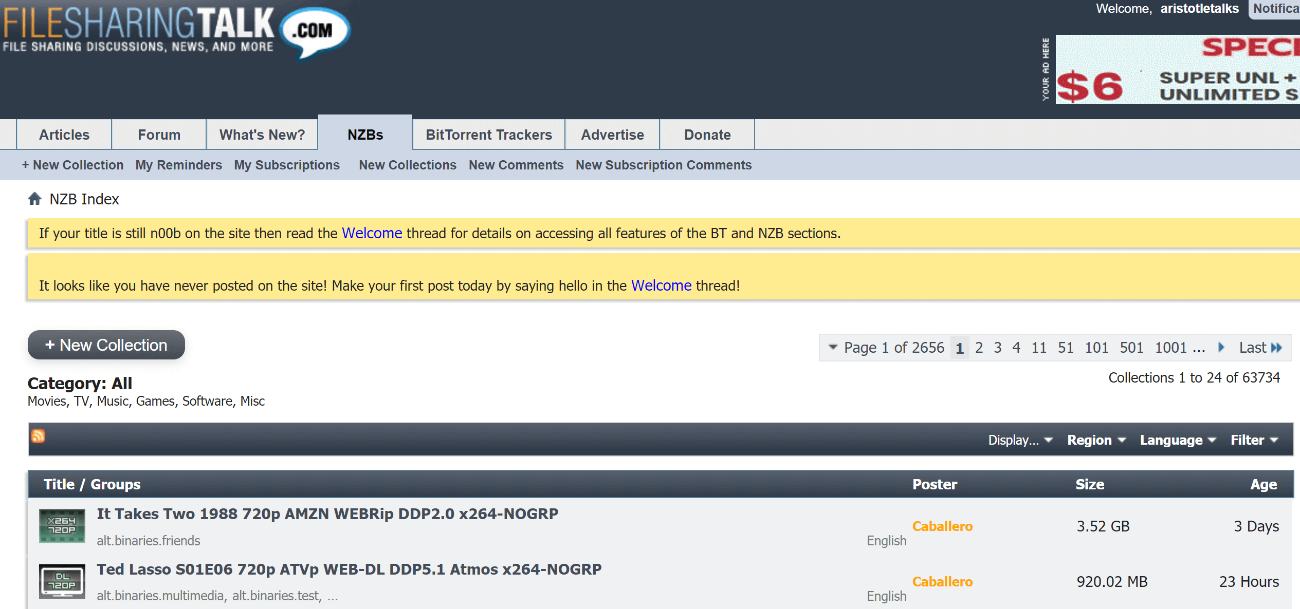 filesharingtalk nzb site (forum)